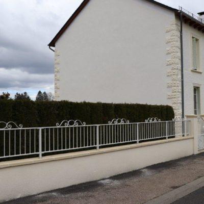 Clôture & portail - Pleaux (15)